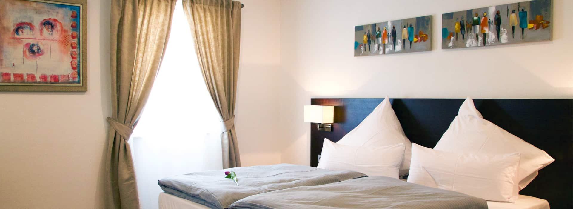 Hotel im Ried Donauwörth (Zimmer)
